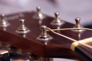 Changer cordes de guitare - Etape 16