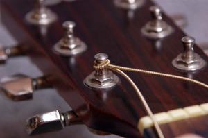Changer cordes de guitare - Etape 17