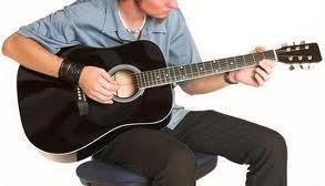 Cours de guitare: Comment tenir sa guitare