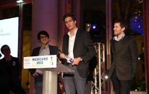 L'appart Coworking, Converteo et Contract Live sponsorisent Carpe Dièse