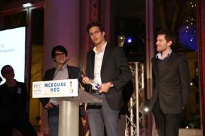 HEC Mercure 2013.