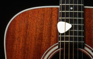 Cours de guitare: apprendre à jouer au médiator
