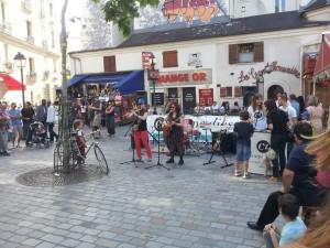 Anastacia et Geko - Duo flûte et guitare